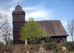 Kościół w Obórkach